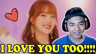 Cover images I LOVE YOU TOO!!! - Gfriend x Sonar Pocket - Oh Difficult [MV] Reaction - Indonesia