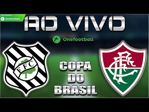 Figueirense 1x0 Fluminense   Copa do Brasil 2020   Terceira fase   Jogo de ida