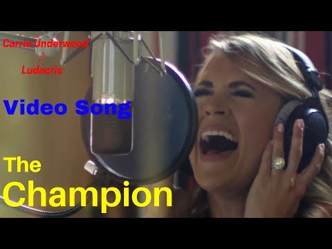 Carrie Underwood  The Champion  ft  Ludacris Mp3