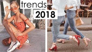 ЛЕТНЯЯ ОБУВЬ 2018: ТРЕНДЫ, ГДЕ НЕДОРОГО КУПИТЬ? Модная обувь на лето. Бюджетные аналоги