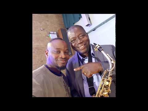 GBENGA FALOPE JUNIOR  & HIS HIGHLIFE MUSIC CREW IN KEMSLEY KENT UK 16-09-2017