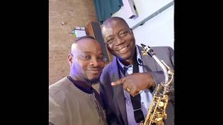 GBENGA FALOPE JUNIOR  amp HIS HIGHLIFE MUSIC CREW IN KEMSLEY KENT UK 16-09-2017