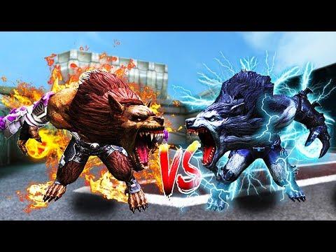 ¡ÉPICO VS DE TITANES! - ILUDE VS TOMITA | Wolfteam Latino