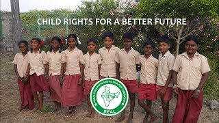 Child Rights for a better future | Yes! I am the CHANGE 2018