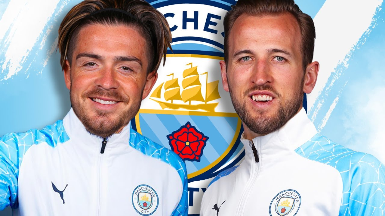 Man City Close In On £250m DOUBLE Signing After Kane Misses Training?!   W&L