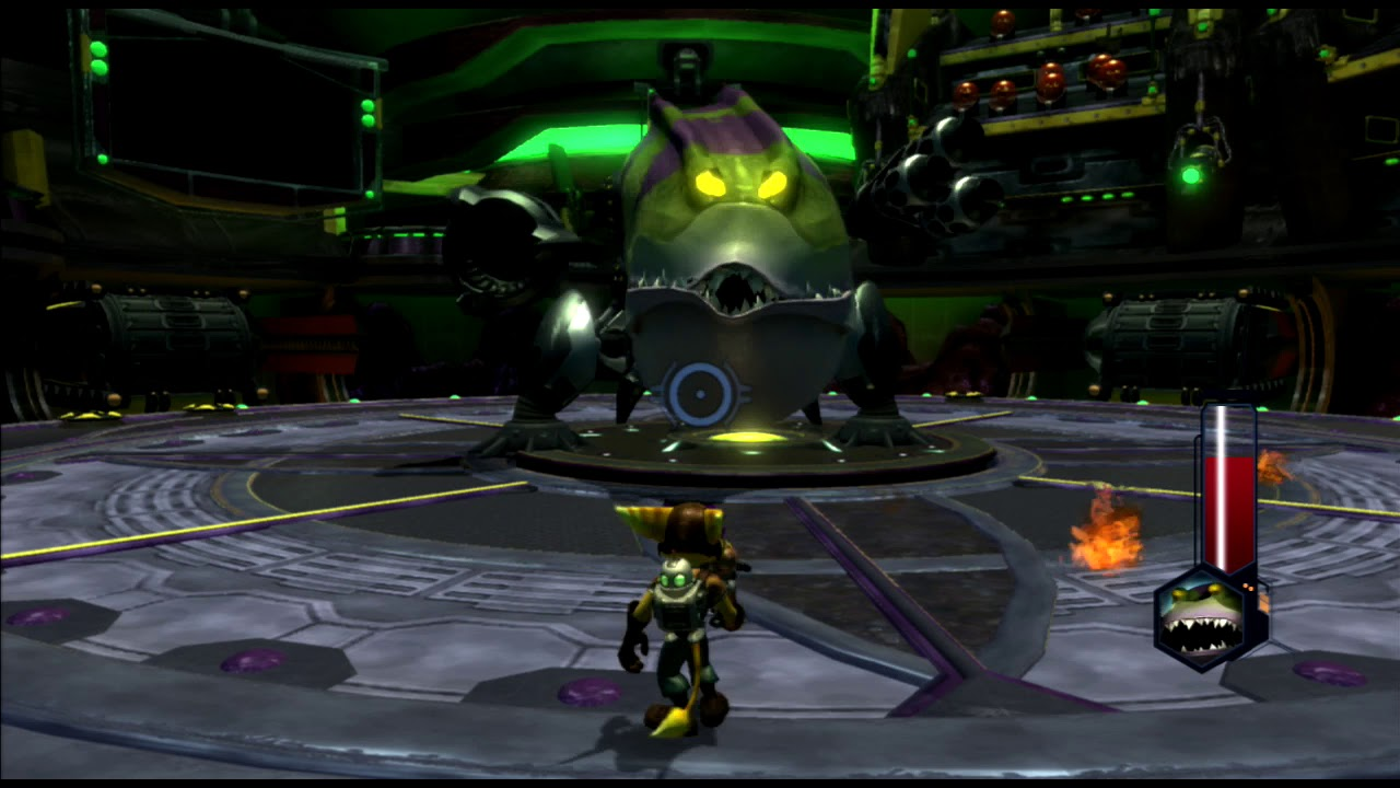 Ratchet And Clank Future Tools Of Destruction Ps3 Crushto