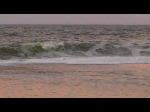 Waves on the South side of DSSP 3R's - Bethany Beach , Delaware