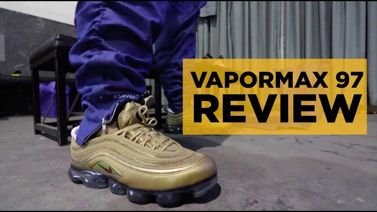 37134616deb0 Sneaker Outlet Haul Review (Half Price!!!)  NIKE AIR VAPORMAX 97 ...