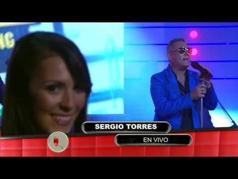 """Sergio Torres """"La voz"""" en vivo en Pasión de Sábado 18 3 2017"""