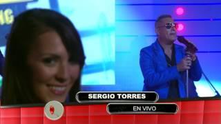 Sergio Torres La voz en vivo en Pasión de Sábado 18 3 2017