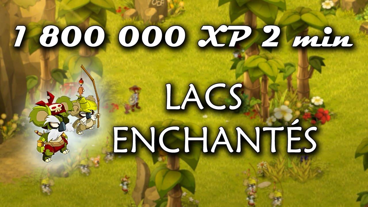Dofus Touch 1800000 Xp En 2 Minutes Astuce Xp 2 Lacs Enchantés Koalak