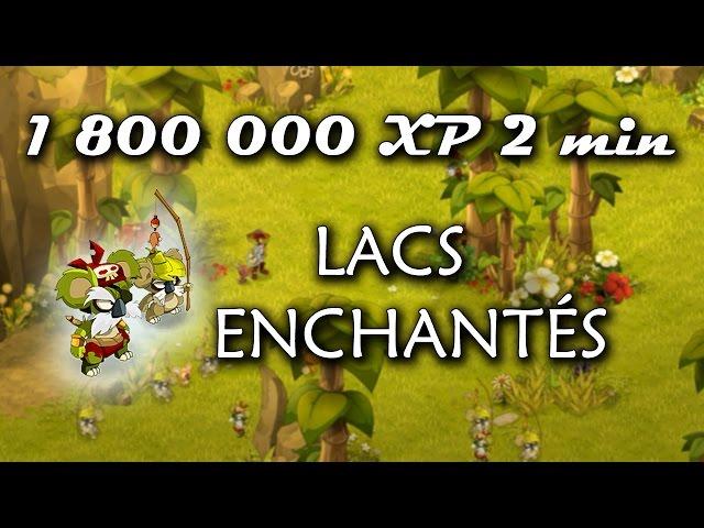 Dofus Touch 1800000 Xp En 2 Minutes Astuce Xp 2