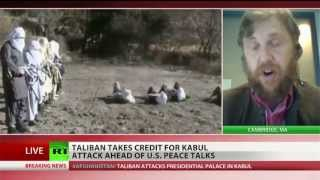 The US and the Taliban have agreed to engage in peace talks after m...