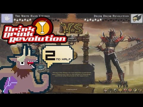 Drink Drink Revolution - Match 19 Second Half v. Norse [That game where everything goes right]