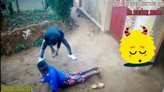 Natera Comedy, try not laugh challenge //new funny /part 4//Rwandan funny 2020//African funny video