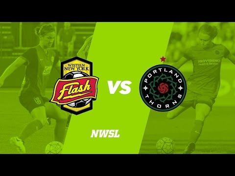 Western New York Flash vs. Portland Thorns FC