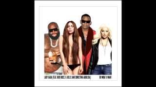 Lady Gaga - Do What You Want ft. Rick Ross, R. Kelly & Christina Aguilera