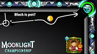 8 BALL POOL - H๐w you can pot this black - Moonlight Championship TOP 100 - GamingWithK
