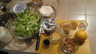 Blythe Raw Live - Spork Foods Caesar Salad