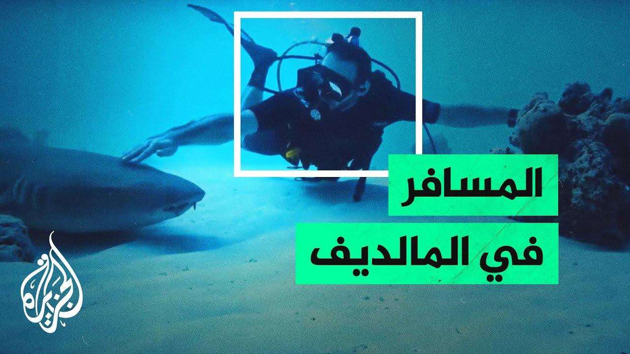المسافر- تجربة فريدة في المالديف للسباحة وسط أسماك القرش  - نشر قبل 22 ساعة