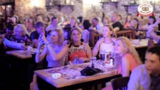 Ева Польна в «Максимилианс» Екатеринбург, 15 мая 2014