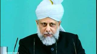 Español Friday Sermon 9 March 2007, Divine Attribute of Maalik (The Master)