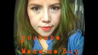 เธอทำฉันเสียเงิน / youtube made me buy it !! Thumbnail