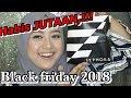 BELANJA MAKE UP HABIS JUTAAN,?!? Black friday 2018 sephora haul | Irma Melati