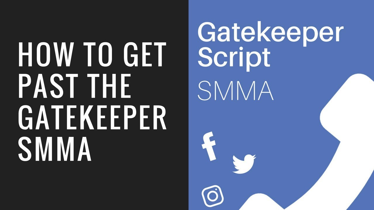 How to Get Past The Gatekeeper Every Time | Plus Free Cold Calling Script