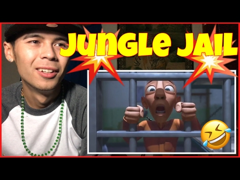 Jungle Jail | Reaction Therapy