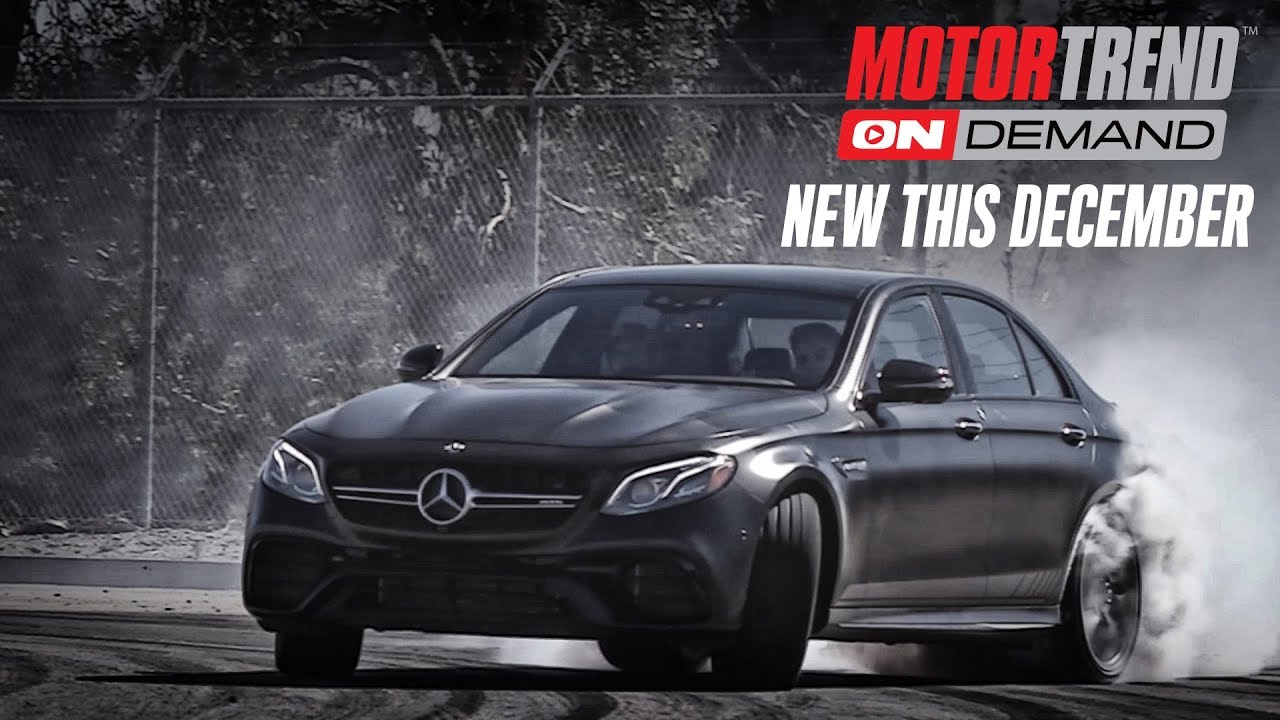 New This December 2017 on Motor Trend OnDemand