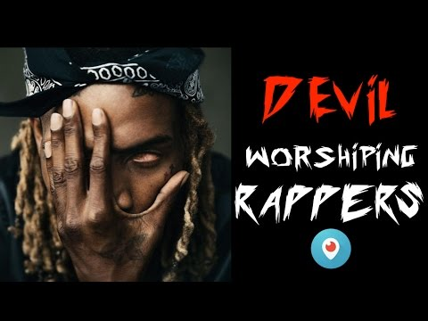 DEVIL WORSHIPING RAPPERS