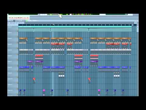 Soulja Boy - Pretty Boy Swag ( Remake By Junnior A ) (With Downloadable Flp)