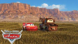 Auta 2 | Letnie zabawy Zygzaka i Złomka