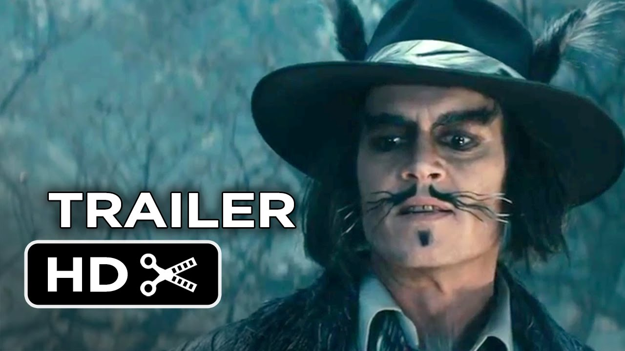 Into The Woods Trailer 1 2014 Johnny Depp Anna Kendrick Fantasy