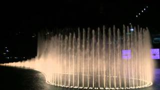 The Dubai Fountain 2015 (HD)