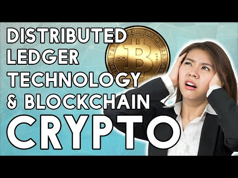 How Is Distributed ledger Technology Different From Blockchain?