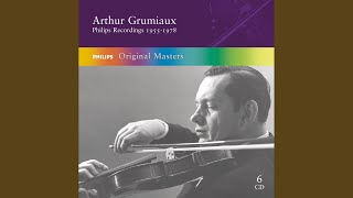 Schubert: Sonatina in D for violin & piano, D384 - 3. Allegro vivace