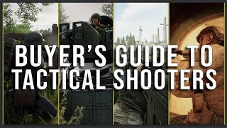 The ULTIMATE Buyer's Guİde to Tactical Shooters (August 2020)   Karmakut