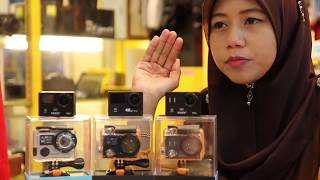 eKEN H6s vs H7s vs H8R budget GOPRO alike action camera