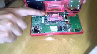 "Cómo reparar Nintendo DSI, ""ERROR pulse el boton POWER...."""