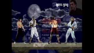 Guri de uruguaiana Mortal kombat