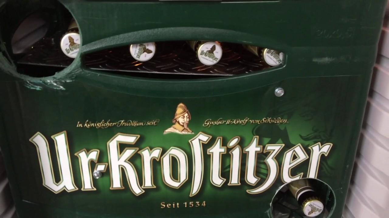 Auto Kühlschrank Selber Bauen : Bierrutsche ur krostitzer youtube