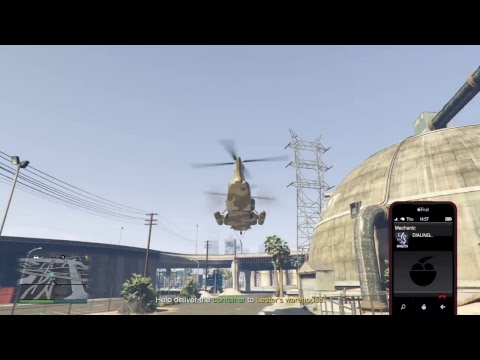 Grizzles__'s PS4 GTA 5 pickles, grizzle & cruelflipper mission with Zippy