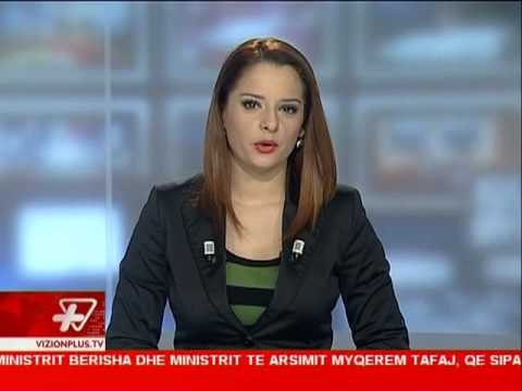 News Edition in Albanian Language - Vizion Plus - 2012 October 27 - 15:00