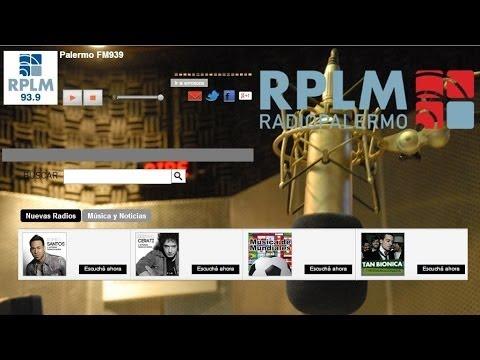 Fernando Iglesias en Radio Palermo 20/Junio/2014