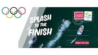 Day 12:splash to the finish