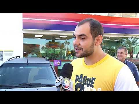 Em protesto contra impostos, posto vai vender gasolina por R$ 2,50