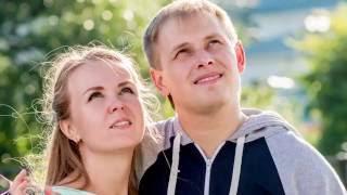 Ситцевая Свадьба Ивана и Елены