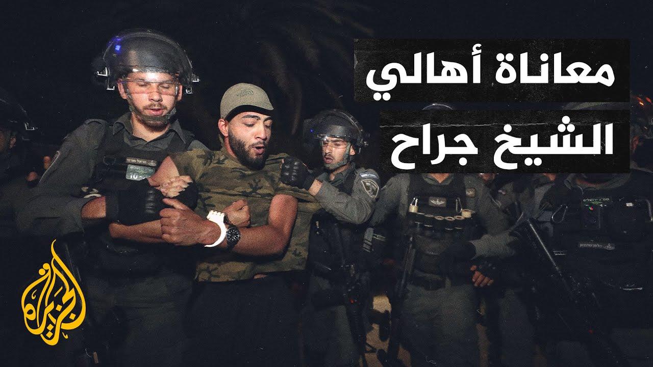 شاهد - لحظة اقتحام قوات الاحتلال منزلا في الشيخ جراح  - نشر قبل 7 ساعة